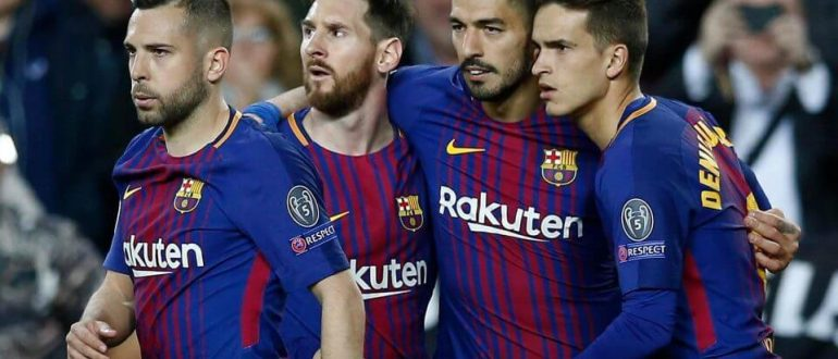 Самая дорогая футбольная команда в мире в 2018 году