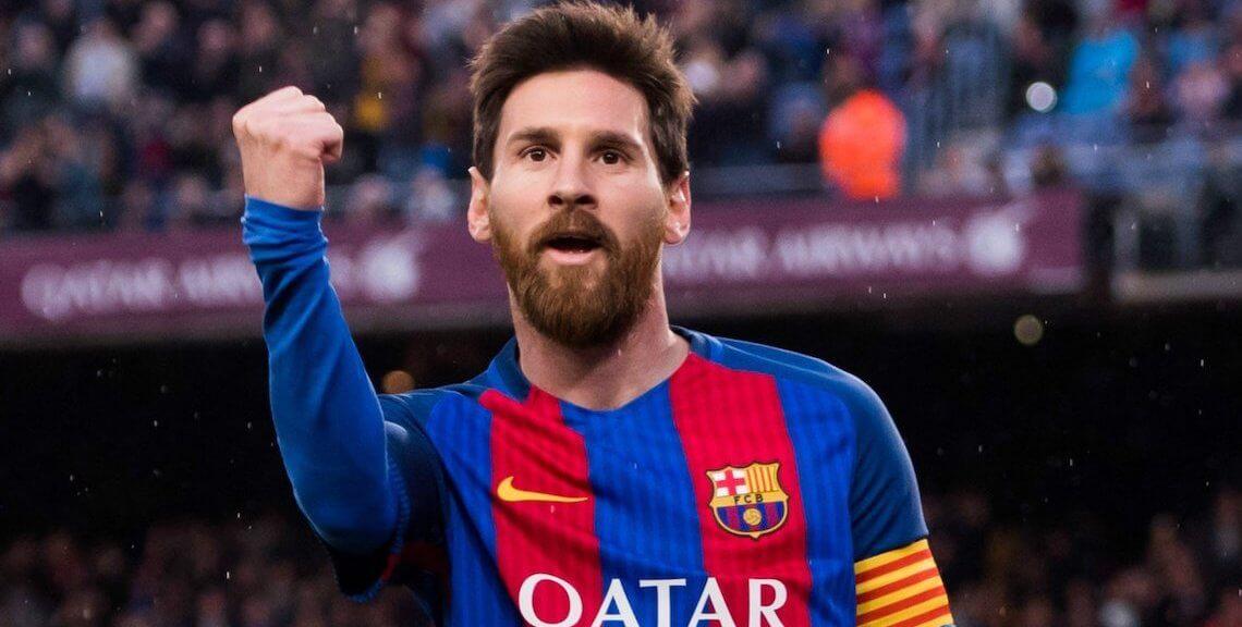 Сколько получает футболист месси в год