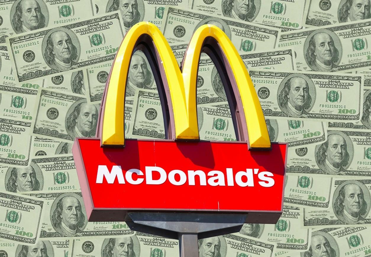 сколько зарабатывают в макдональдсе